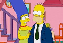 Marge and Homer Simpson | Photo Credits: FOX