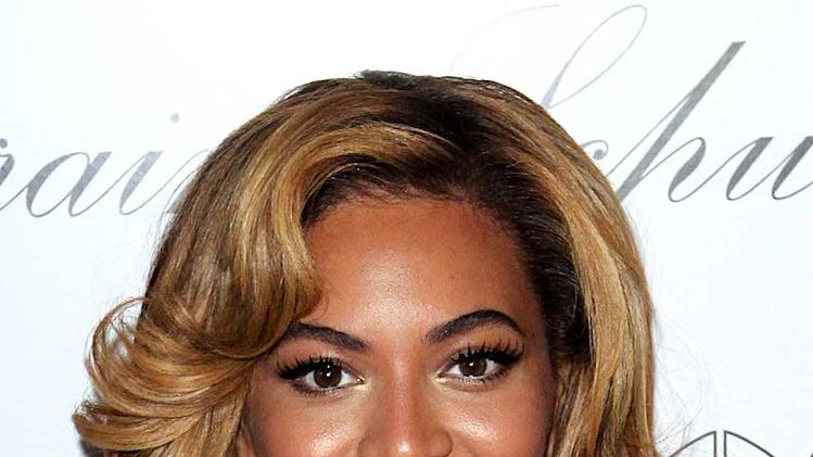 Beyonce Knowles Jewelry Launch