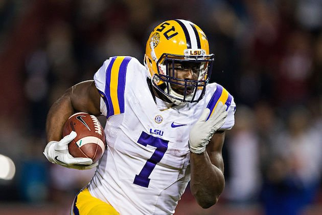 Leonard Fournette could be fantasy football's next highly sought after rookie RB. (Getty)