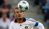 David Beckham To Play Last Game For LA Galaxy