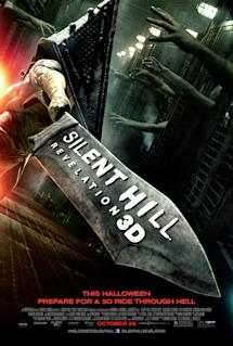 Poster of Silent Hill: Revelation 3D