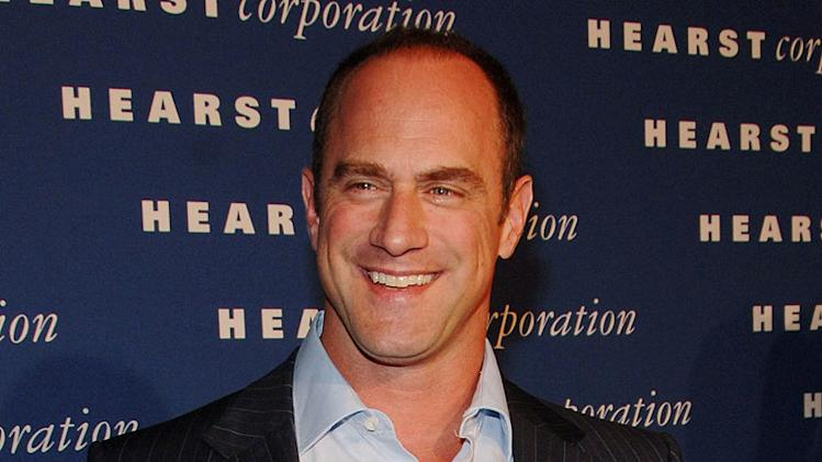 Chris Meloni at the Hearst Inaugurates the Brand New Hearst Tower event.  October 9, 2006