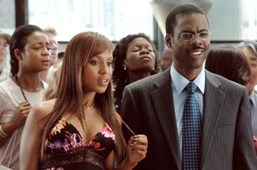 Kerry Washington and Chris Rock in Fox Searchlight's I Think I Love My Wife