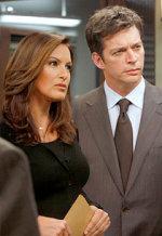 Mariska Hargitay, Harry Connick Jr. | Photo Credits: Will Hart/NBC