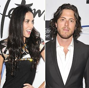 Demi Moore, Harry Morton Have Another Night Out