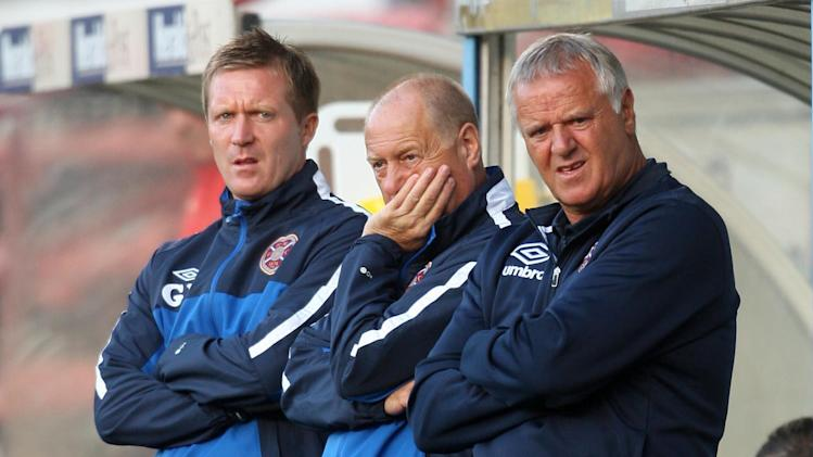 Gary Locke, Billy Brown and Jim Jeffries
