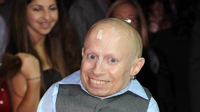 Verne Troyer Best Buddy Miami