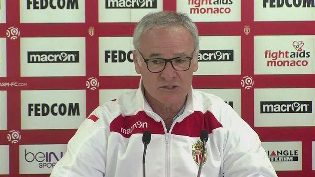 Monaco 'have to move forward' - Ranieri