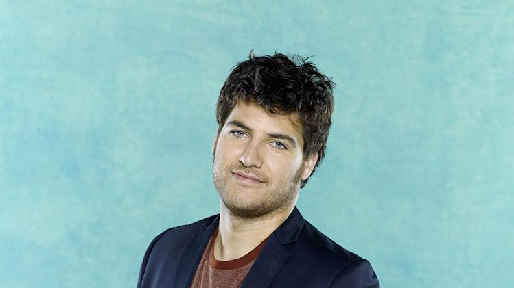 "Adam Pally stars as Max in ""Happy Endings."""