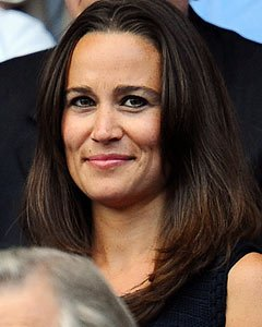 Kate's sister, Pippa, is stirring up royal buzz