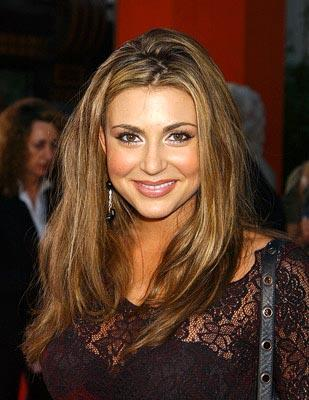 Cerina Vincent at the LA premiere of Lions Gate's Wonderland