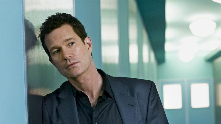 "Dylan Walsh stars as Dr. Sean McNamara in ""Nip/Tuck."""