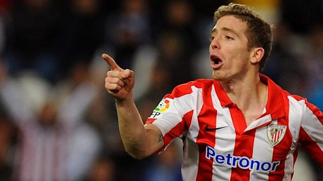 Athletic Bilbao's Iker Muniain (AFP)
