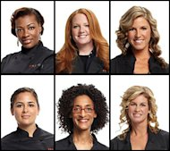 Top Chef's top female contenders this season couldn't make the final cut. (bravo.tv)