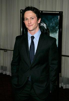 Jonathan Tucker at the Los Angeles premiere of DreamWorks Pictures' The Ruins