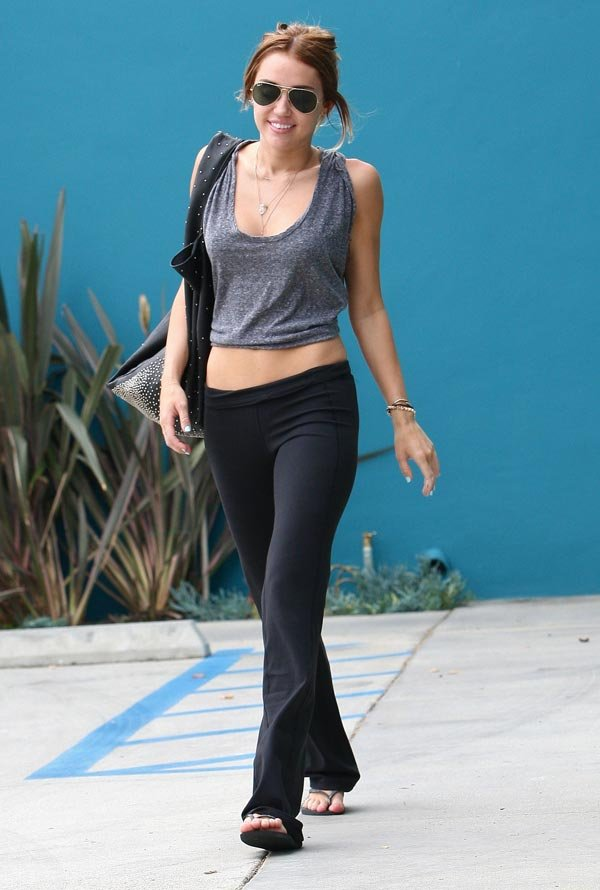 Miley Cyrus Is A Body Bridezilla — Losing Weight For The Wedding