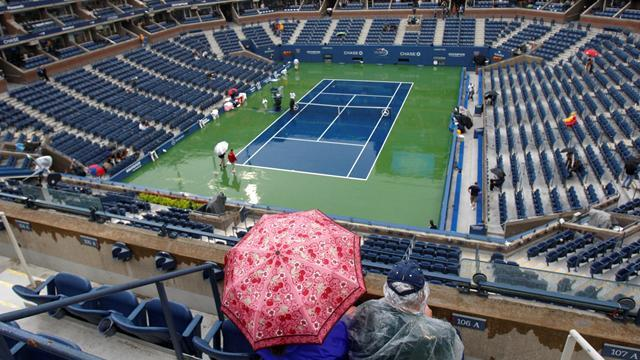 US Open - Roof planned for US Open's Arthur Ashe stadium
