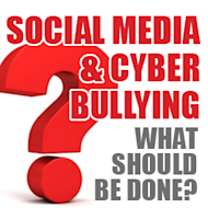 Social Media and Cyber Bullying: What Should Be Done? image social media cyberbullying