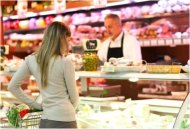 Retailers: Let Your Tickets Do the Heavy Lifting image woman shopping in grocery store