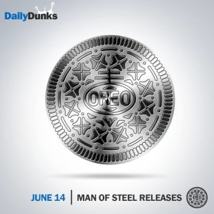 How Oreo Indias Daily Dunks Are Being Lapped Up On Social Media image Oreo Man of steel