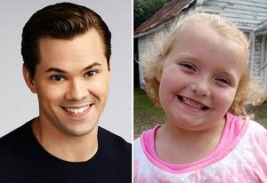 Andrew Rannells, Honey Boo Boo | Photo Credits: Robert Trachtenberg/NBC