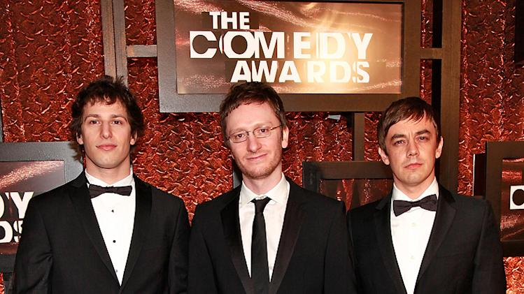 1st Annual Comedy Awards 2011 Andy Samberg