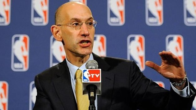 NBA deputy commissioner Adam Silver
