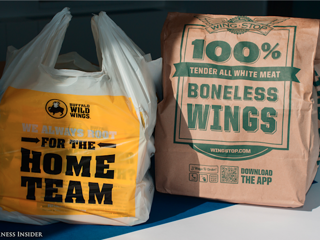The owner of Arby's, Roark Capital Group, announced it would buy Buffalo Wild Wings for $ billion in November The deal was finalized on Monday. The two restaurants will be run separately.