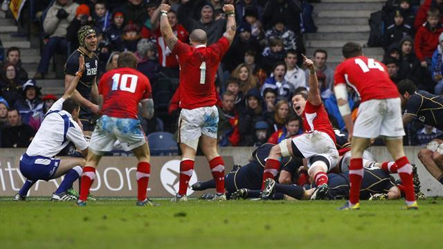 Six Nations - Wales brim with confidence ahead of title decider