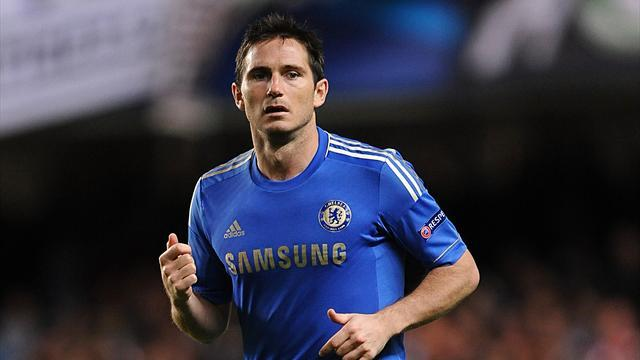 Premier League - Lampard 'in talks' with Chinese club
