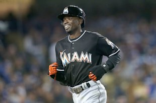 Dee Gordon is in the first season of a five-year, $50 million contract. (Getty Images)