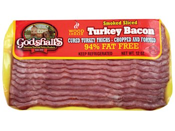Godshall's Turkey Bacon