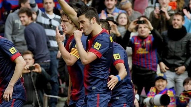Liga - Barcelona demolish Getafe in six-goal thrashing