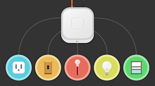SmartThings: The Kickstarter Idea That Can Automate Your House image smart things