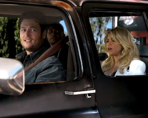 The Voice: Shakira and Usher Join Blake Shelton, Adam Levine for Hilarious Season 4 Promo!