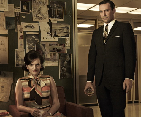 'Mad Men' Season 6 Gets Premiere Date