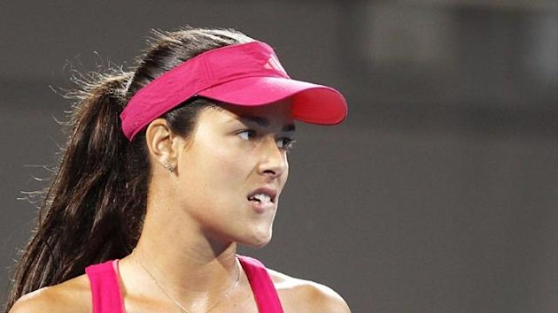 2012 TENNIS Ana Ivanovic