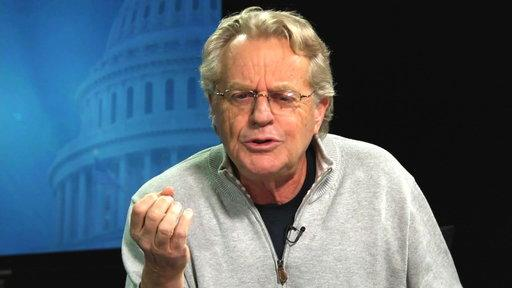 Jerry Springer: Why Is Obama So Hated?