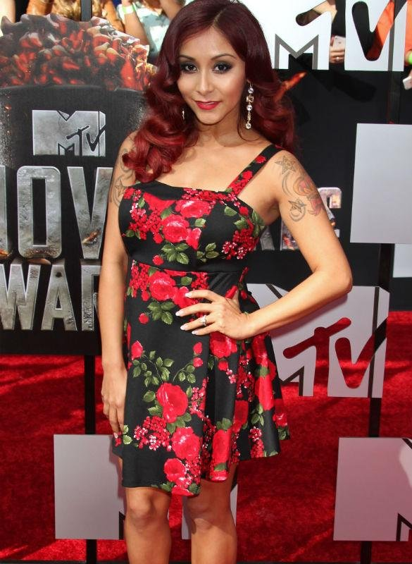 Snooki 'So Happy' As She Gives Birth To A Baby Girl - First Picture And Name!