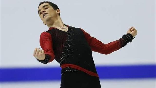 Figure Skating - Fernandez wins gold, Russia face Olympic dilemma