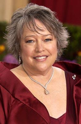 Kathy Bates Best Supporting Actress Nominee About Schmidt 75th Academy Awards - 3/23/2003