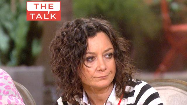 The Talk - Sara Gilbert on Roseanne Barr's Weight Loss