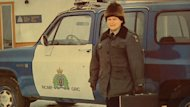 Marge Hudson, shown in an RCMP poster after she became Manitoba's first female aboriginal officer in 1979, left the force 30 years later.