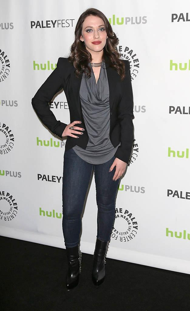 "The Paley Center For Media's PaleyFest 2013 Honoring ""2 Broke Girls"""