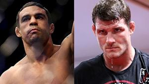 Vitor Belfort vs. Michael Bisping Heads UFC in Brazil 12-Bout Fight Card