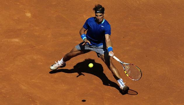 Ferrer ousted, Nadal wins at Barcelona Open