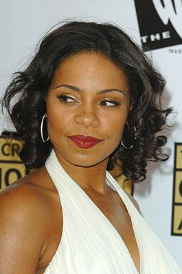 Sanaa Lathan 11th Annual Critics' Choice Awards Santa Monica, CA - 1/9/2006