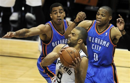 Thunder-Spurs Preview