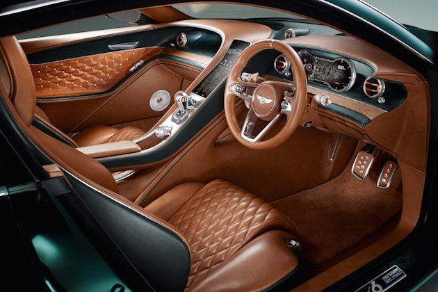 Brown Sports Car Sports-car-looks-fantastic