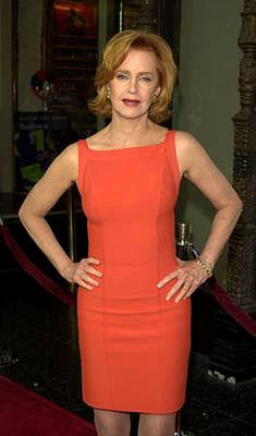 Premiere: Swoosie Kurtz at the Hollywood premiere of Touchstone's Bubble Boy - 8/23/2001